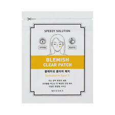 [MISSHA] Speedy Solution Blemish Clear Patch - 1pack (new)