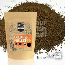 YFS Goldfish Supreme Sinking Pellet 1.0mm Bulk Aquarium Fish Food 1/4LB to 5LBS