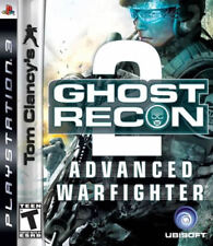 Ghost Recon: Advanced Warfighter 2 PS3 New playstation_3