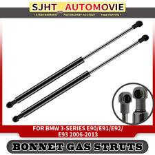 2x Bonnet Gas Struts fit BMW E90/91/92/93 316i 318i 320i 325i 328i M3 2005-2012