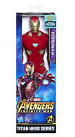 "Marvel Iron Man Avengers Infinity War 12"" Action Figure Titan Hero Series - NEW!"