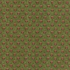 Moda Fabric Oak Grove Lane Little Acorns Sage - Per 1/4 Metre