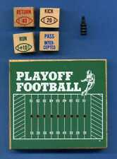 Football Wooden Game