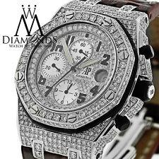 Audemars Piguet Royal Oak Offshore Cronografo Diamanti Lusso Orologio da Uomo