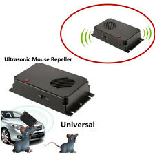 6V The Vehicle Ultrasonic Rodent &Pest & Rats Repeller 4x C battery Power Supply