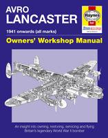 AVRO Lancaster Manual 1941 onward All models