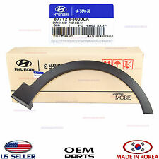 FRONT FENDER WHEEL MOLDING RIGHT GENUINE HYUNDAI SANTA FE 2013-2018 87712B8000CA