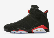 Nike Air Jordan Retro VI 6 Black Infrared Red OG 384664-060 Mens & Kids GS Size