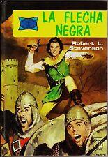 Novelas Famosas nº  5: LA FLECHA NEGRA (historieta de Alan Doyer) Toray 1976