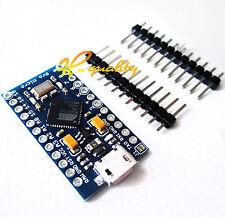 10PCS Leonardo Pro Micro ATmega32U4 16MHz 5V Replace ATmega328 Arduino Pro Mini