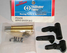Thunder Tiger R/C Model Car Parts PD0259 Servo Saver Bag SSK Monster Truck New