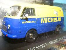 Fiat 1100 T Van of 1962 in Michelin Tyre livery. 1:43 SCALE Italian