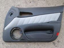 Pannello porta anteriore destro Alfa 166 in pelle ghiaccio  [4085.15]