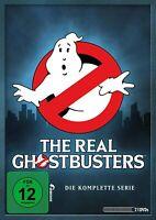 Masakazu Higuchi - The Real Ghostbusters 21DVD NEU OVP VÖ 12.06.2020