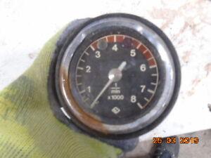 jawa cz others revcounter clock