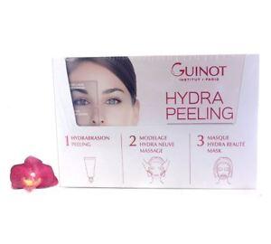 Guinot Soin Hydra Peeling with Hydrabrasion Set Salon Size