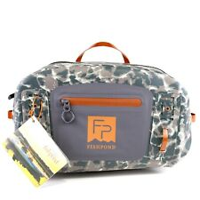 Fishpond Thunderhead Submersible Lumbar Pack - Color: Riverbed Camo - FREE SHIP