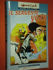 SPECIAL ROY D'AMY- SERGENTE YORK- A COLORI- N°3- CARTONATO- EDITORIALE MERCURY