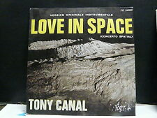 TONY CANAL Love in space FO 34000