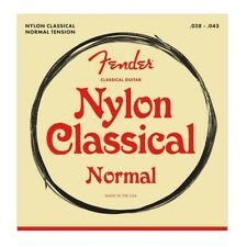 Fender 100 Classical Silver/Nylon Classical Strings