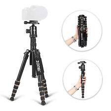 ZOMEI 669 Professional Aluminium Tripod Monopod&Ball Head Travel For DSLR Camera