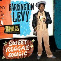 BARRINGTON LEVY - SWEET REGGAE MUSIC: REGGAE ANTHOLOGY  VINYL LP -  NEW