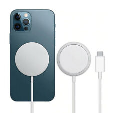 15W MagSafe Wireless Charger Fast Charging Pad Magnetic For iPhone 12 Pro Max