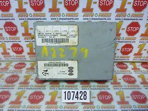 06 07 08 09 GMC ENVOY SATELLITE RECEIVER MODULE OPT U2K 28039755 GENUINE OEM