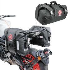 Satteltaschen Set für Yamaha MT-09 / Tracer 900 WR80 Hecktasche