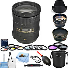 Nikon AF-S DX NIKKOR 18-200mm f/3.5-5.6G ED VR II Lens - Filter Kits White Box