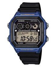 Reloj Casio digital modelo Ae-1300wh-2avef