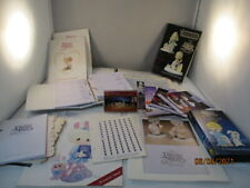 Precious Moments Collector'S Club Letters, Binders, Tapes, Books