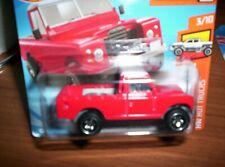 LAND ROVER 90 (3°)SERIE PICKUP - HOT WHEELS - SCALA 1/55