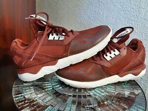 Adidas Red Tubular Size 12 Good Condition