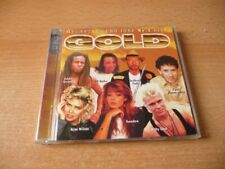 Doppel CD Gold - Megastars & No 1 Hits: Sandra Billy Idol Kim Wilde Paul Hardcas