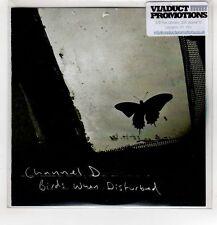 (HG2) Channel D, Birds When Disturbed - 2015 DJ CD
