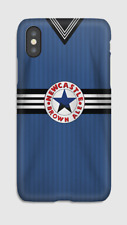Newcastle 1995-7 Ginola Ferdinand Shearer Retro Phone Case