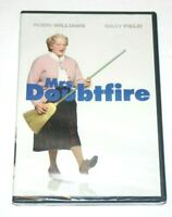 Mrs. Doubtfire Widescreen Version DVD Robin Williams, Sally Field NEW, Sealed