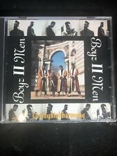 Boyz II Men CooleyHighHarmony Motown NEW CD 1991 MOTD-6320 Michael Bivins
