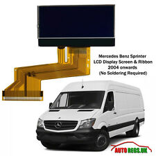 Mercedes Benz Sprinter LCD VDO Display für Kombiinstrument Armaturenbrett NEU