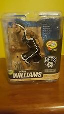 Deron Williams Brooklyn Nets MacFarlane NBA Chase Figure - Original/ Unopened