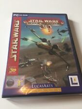 Star Wars: Rogue Squadron - 3D PC CD