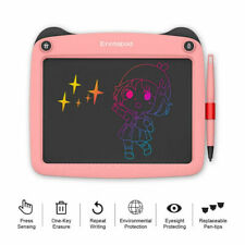 Enotepad 9' Lcd Writing Tablet Drawing Board For Kids Colored Handwriting