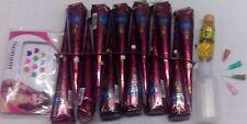 12 Kaveri henna cones +applicator Temporary Tattoo kit herbal mehendi tattoo INK