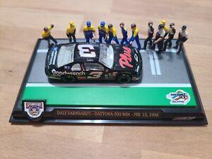 Hasbro Winner's Circle Nascar #3 Dale Earnhardt Daytona 500 1998