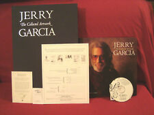 JERRY GARCIA THE COLLECTED ARTWORK EXCELLENT COMPLETE SET