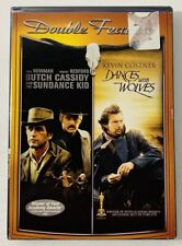 Double Feature Butch Cassidy and the Sundance Kid Dances With Wolves
