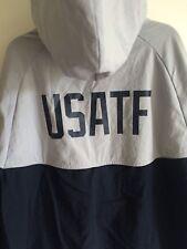 Retro Nike Vintage Giacca USATF USA Windbreaker Kanye XL