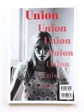 UNION #3 S/S 2013 Japanese Fashion Magazine OLA RINDAL Art Photography RARE