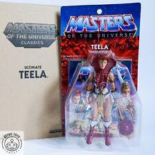 Masters Of The Universe Classics - Ultimate Teela - MotU He-Man - Neu & OVP